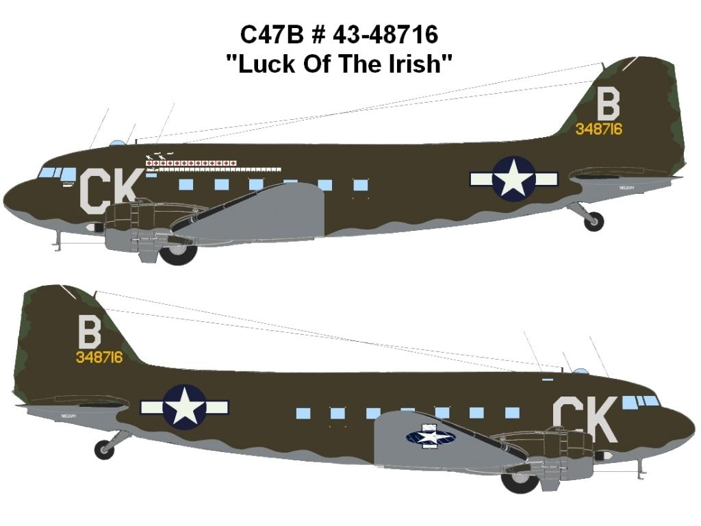 C47B Luck Of The Irish